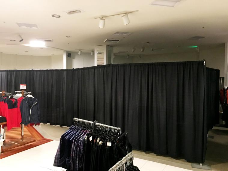 pipe and drape rental orange county wedding backdrops wedding