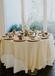 Poly, Satin, & Sheer Table Linen Rentals in OC